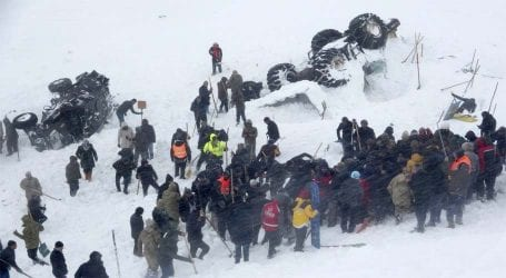 Pakistan extends condolences to Turkey over deaths from avalanche