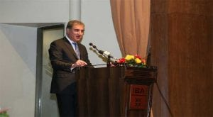 Iran's inclusion in CPEC will benefit entire region: FM Qureshi