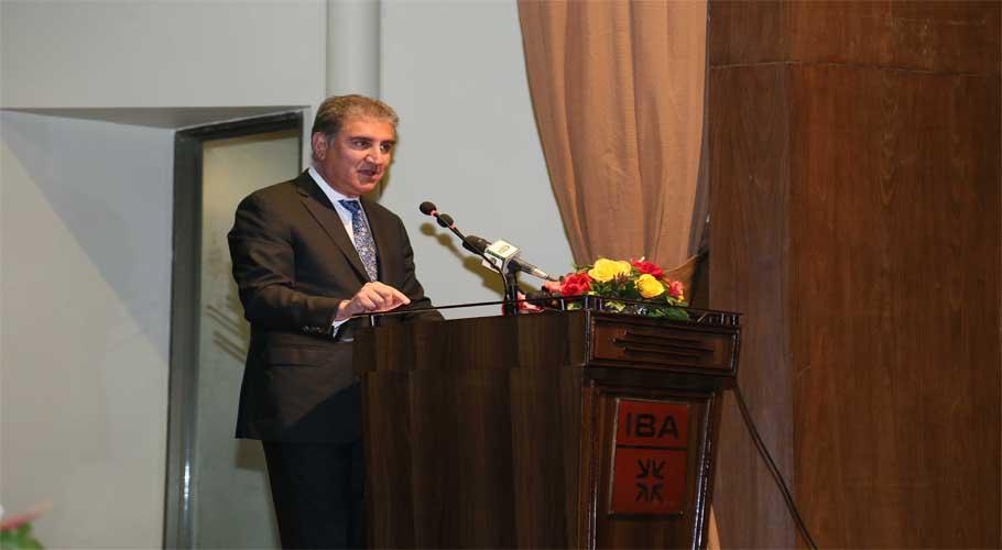 Iran's inclusion in CPEC will benefit entire region: FM Qureshi