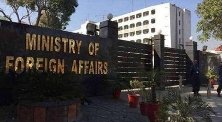 Pakistan engaged with China in prompting peace: FO