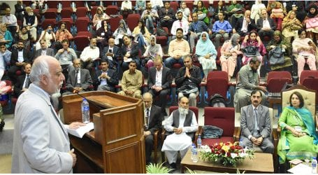 Flora of Pakistan project completed: Dr Qaiser