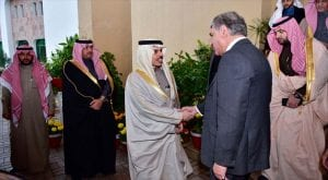 Saudi FM phones Qureshi to assure him full support over Kashmir