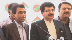 Sanjrani urges MQM-P convener to return in federal cabinet