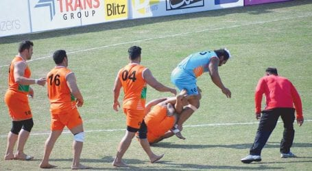 Kabaddi World Cup: Semi-final matches will be played in Lahore today