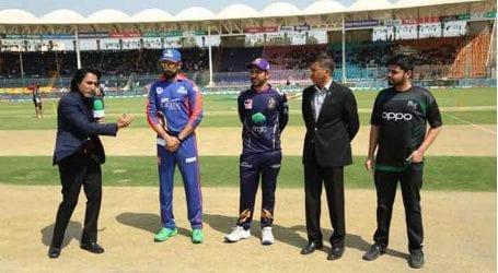PSL-5: Karachi Kings win toss, elect to bat against Quetta Gladiators