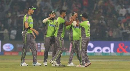 PSL-5: Lahore Qalandars fined over slow over-rate