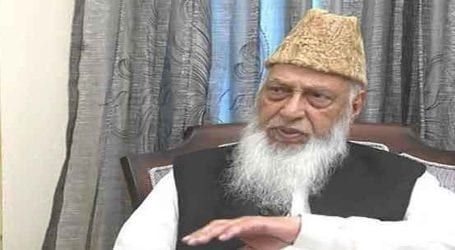 Former Mayor Karachi Naimatullah Khan passes away