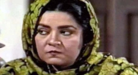 Renowned TV actor Nighat Butt passes away