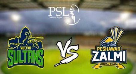 PSL 5: 8th match to be played in Multan today