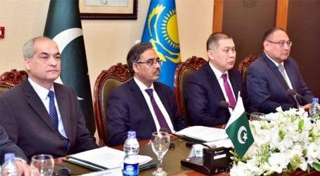 Pakistan, Kazakhstan commit to promote tourism, trade