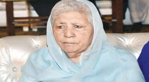 Bano Qudsia's 3rd death anniversary being observed today