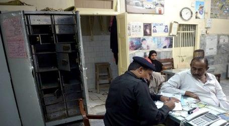 Robbers loot poor carpenter's house in Larkana
