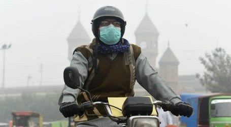 Wearing mask most effective shield against coronavirus
