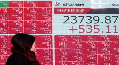 Tokyo stocks open higher as virus fears reduce