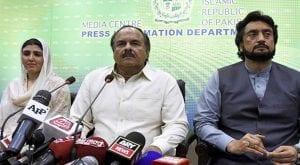 PTI leader Naeem-ul-Haq passes away after battling cancer