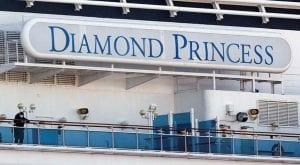 70 more people test positive for coronavirus on Japanese cruise ship