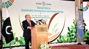 UN Secretary General reiterates call for dialogue on Kashmir issue
