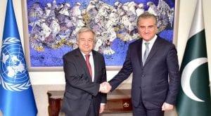 UN Chief raises concerns over violation of human rights in IoK