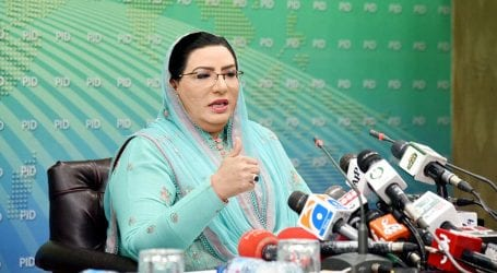 Implementing lockdown is provincial govt's own prerogative: Firdous