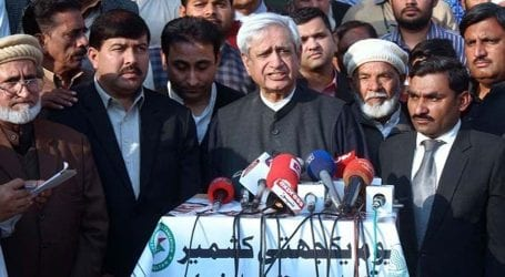 Occupied Kashmir has become world's largest jail: Fakhar Imam