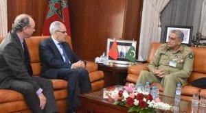 COAS Bajwa visits Morocco, meets key personalities