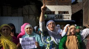 Kashmiri Women's Resistance Day – Responsibilities of Pakistan