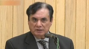 Decision on corruption cases not possible in 30 days: NAB Chairman