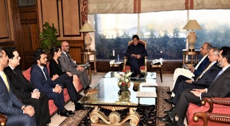 Foreign investors call on PM Imran, express interest in investment plans