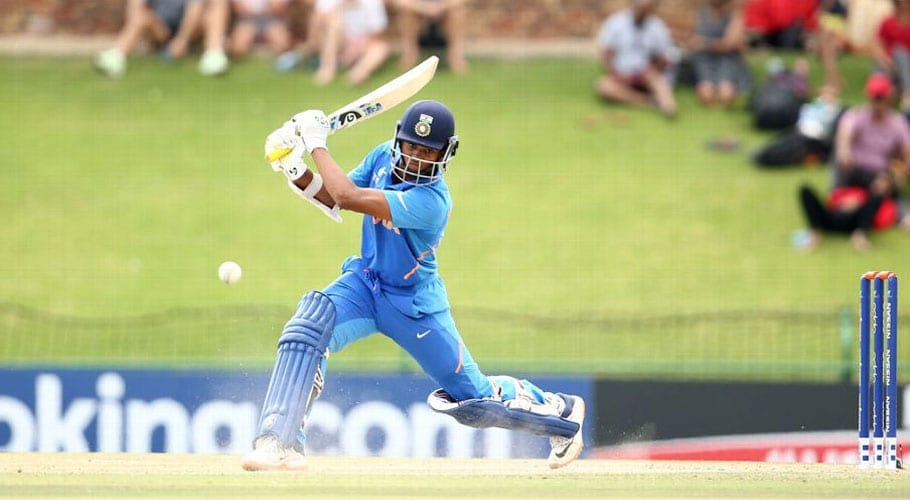ICC U19 World Cup: India beats Pakistan by 10 wickets
