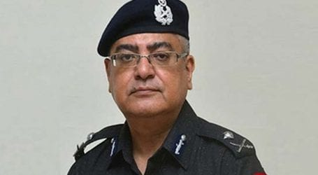Federal govt appoints Mushtaq Mehr as new Sindh IGP
