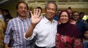 Malaysia's former interior minister named PM, sidelines old rivals