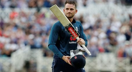 Alex Hales excited to bat in front of Karachi Kings' fans