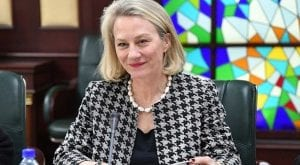 Acting top US diplomat for South Asia Alice G Wells set to retire