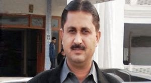 Former MNA Jamshed Dasti arrested in looting oil trucks case