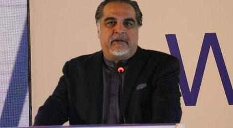 Pakistan to continue moral support for Kashmiris: Governor Ismail