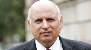 PTI govt completely in touch with allies: Chaudhry Sarwar
