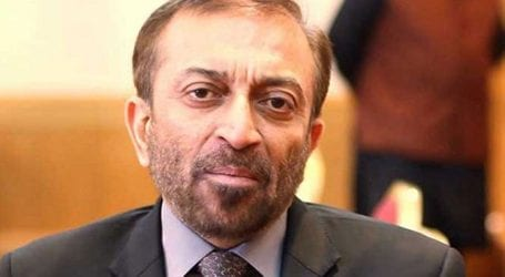 MQM-P being ruled by land hoarders: Farooq Sattar
