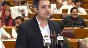 Country's economy was destroyed during PML-N's tenure: Hammad Azhar