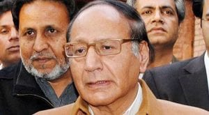 PM Imran facing threats from his own people, not from allies: Ch Shujaat