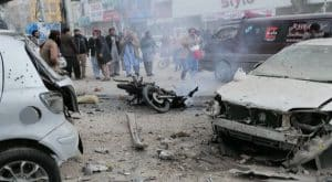 Seven killed including two police officials in blast near Quetta press club