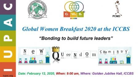 Global Women's Breakfast to be observed at ICCBS