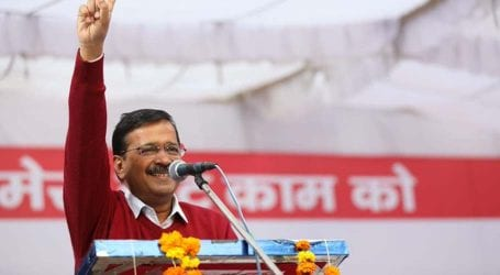 BJP suffers crushing defeat as AAP sweep Delhi state polls