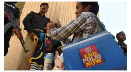 Two more polio cases surface in Sindh, KP