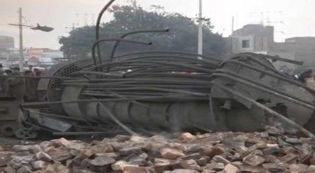 Five labourers killed, nine injured in Kasur factory explosion