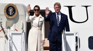 US President Trump, first lady will visit to India in late February