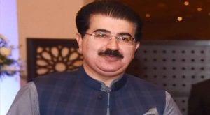 Sadiq Sanjrani to visit MQM-P's Bahadurabad office tomorrow