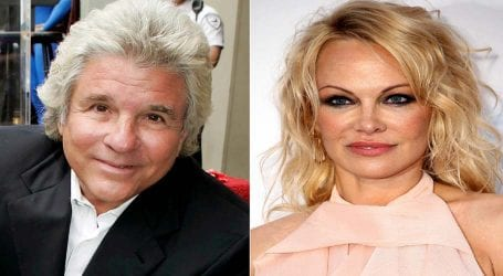 Pamela Anderson and Jon Peters end their 12-day marriage