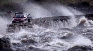 Six people died by storm, heavy rain in Europe