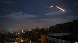 23 Syrian, foreign fighters killed in Israeli attacks near Damascus