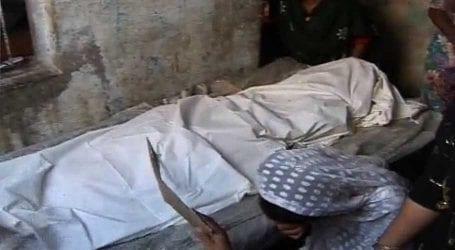 Girl found dead under mysterious circumstances in Mirpurkhas